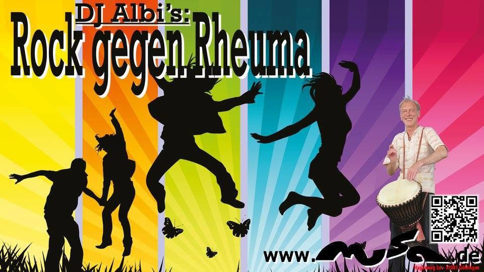 Rock gegen Rheuma @ musa - Das Kulturzentrum Göttingen | Göttingen | Niedersachsen | Deutschland
